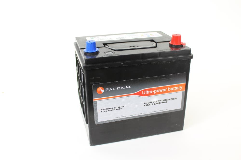 Palidium 60Ah Accu PAL11-0004, - + 232x175x225
