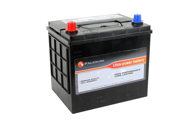 Palidium 60Ah Accu PAL11-0005, + - 232x175x225
