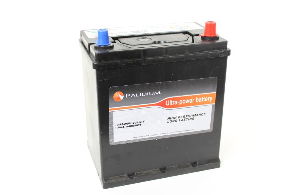 Palidium 35Ah Accu PAL11-0010, - + 187x135x224
