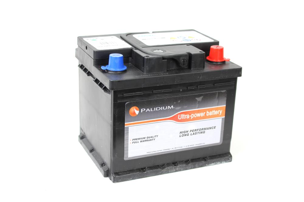 Palidium 44Ah Accu PAL11-0013, - + 207x175x175