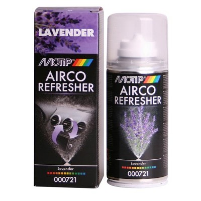 Motip airco refresher lavendel 150ml