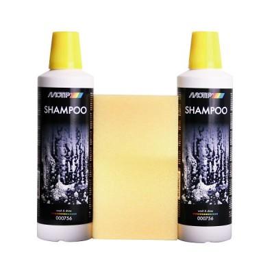 Motip shampoo wash and shine 2x 500ml (set)