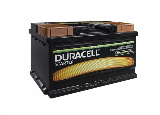 Duracell Accu Starter 70Ah - + 278x175x175