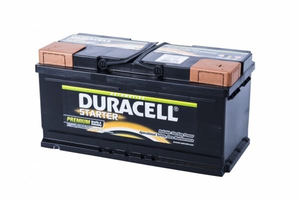 Duracell Accu Starter 88Ah - + 345x175x175