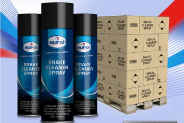 Remmenreiniger 12st. Brake Cleaner Spray, 500ml
