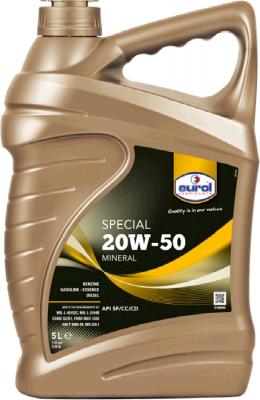 Eurol Special 20W-50 Mineral 5L