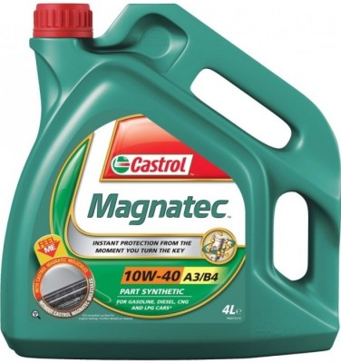 Castrol Magnatec 10W-40 4L Motorolie