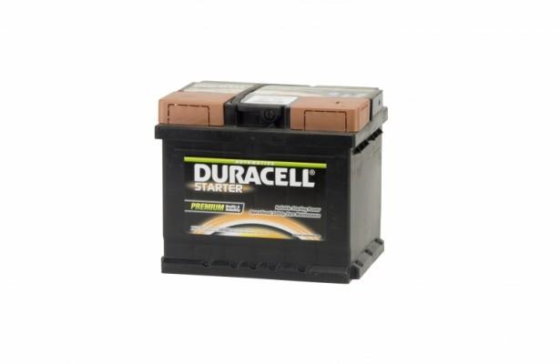 Duracell Accu Starter 44Ah - + 210x175x175