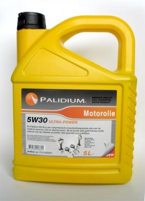 Motorolie Palidium 5W30 5L, LL98, ACEA A3/B3, VW502/505.00